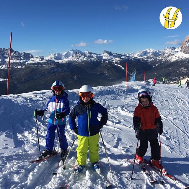 Iniziamo le lezioni di sci più divertenti di tutt...