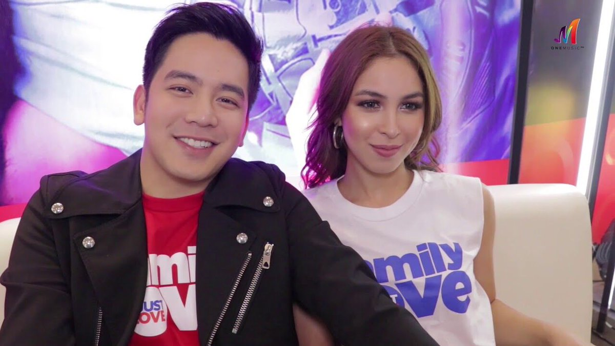 Christmas means having #JoshLia around! Catch them in a new #12DaysOfChristmas with One Music PH here: buff.ly/2B49Jhv