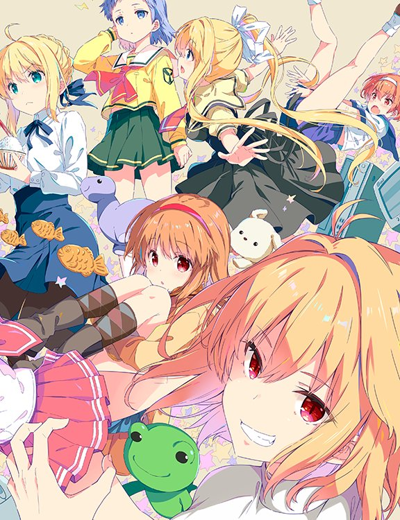 冬コミで頒布されます平成最後のどデカい合同誌『平成同人物語』に参加させて頂きました!思い出のある葉鍵月のキャラたちをわちゃわちゃ描きました!憧れの方々とご一緒できて幸せです…。よろしくお願いします! heisei-doujin.love