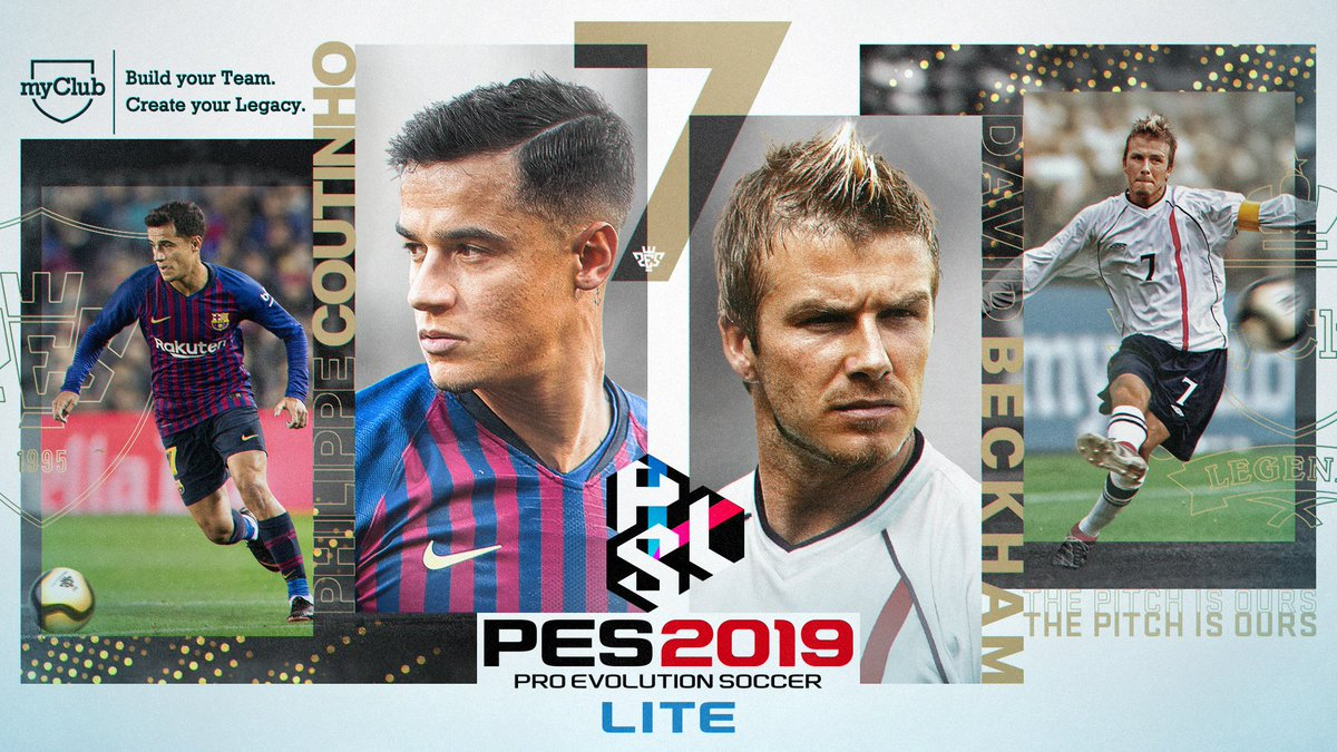 PES League on Twitter: