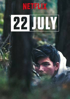 """Check out """"22 July"""" on Netflix <br>http://pic.twitter.com/nrzhGHUDF5"""