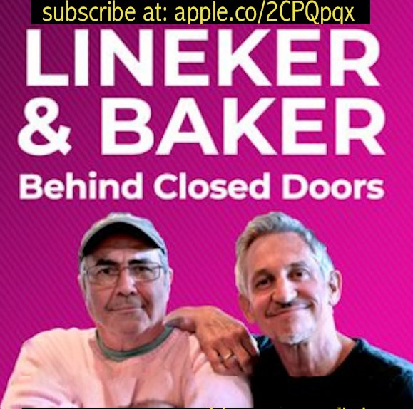 Its time again! New email subjects for this weeks #Behind Closed Doors: 1. Getting Into Games For Free 2. Evidence Of Football In Odd or Exotic Locations 3. The Worst Pitch Anyone Has Ever Played On All contributions to podcast@linekerandbaker.com by midnight tomorrow!