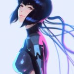 Image for the Tweet beginning: A new #GhostInTheShell series is