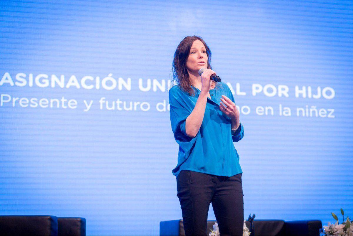Agencia Télam's photo on Carolina Stanley