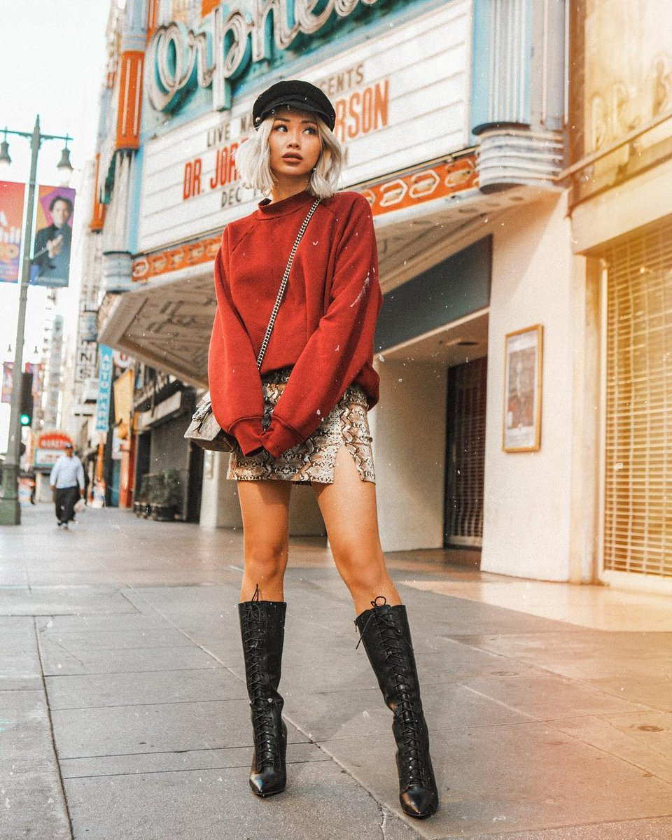 Living for @flamcis's look featuring stiletto boots Jeavyan. http://bit.ly/Jeavyan  #AldoCrew