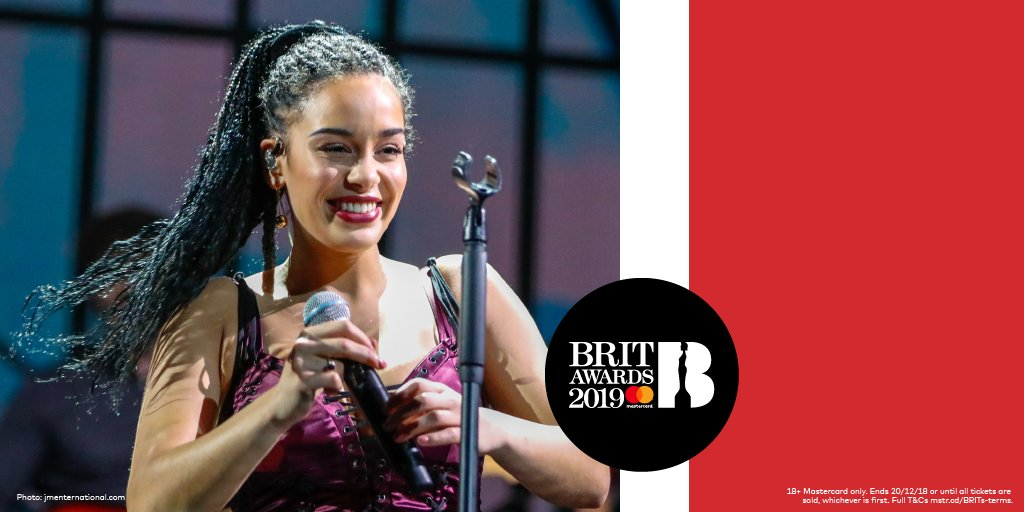 Feeling festive? 🎄 Treat someone special this Christmas with tickets to The @BRITs #StartSomethingPriceless Buy now exclusively with Mastercard® ➡️  http://mstr.cd/BRITs-Tickets   #BRITs