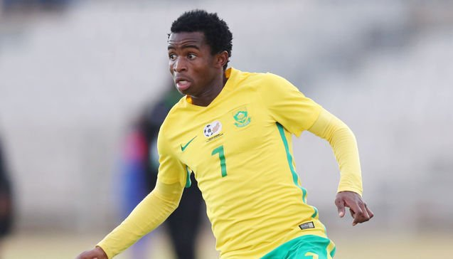 @AmajitaU20 sealed their spot in the #COSAFAU20 Championship semi-finals with a 4-0 victory over Swaziland. Photo