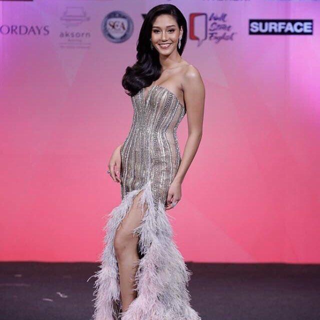 """ขอแสดงความยินดีกับ """"นิโคลีน พิชาภา ลิมศนุกาญจน์"""" มิสไทยแลนด์เวิลด์ 2018 คว้าตำแหน่งรองอันดับ 1 ในการประกวดมิสเวิลด์ 2018 ที่เมืองซานย่า ประเทศจีน #MissWorld2018 Photo"""