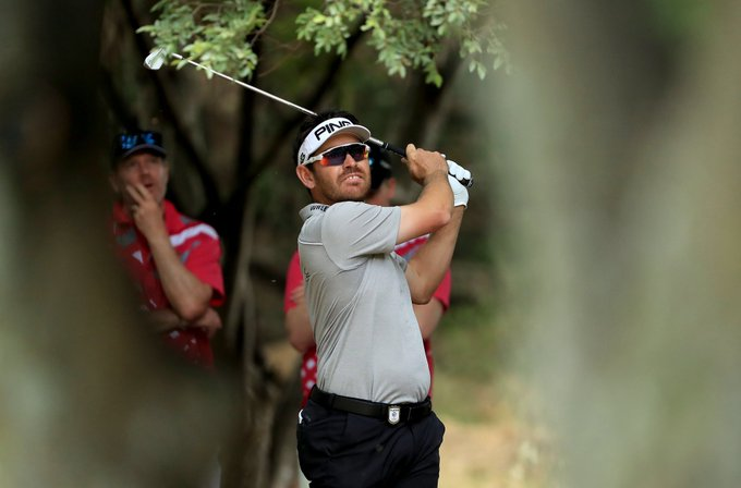 Long way to go but can't wait for tomorrow.🤞#SAOpen Photo