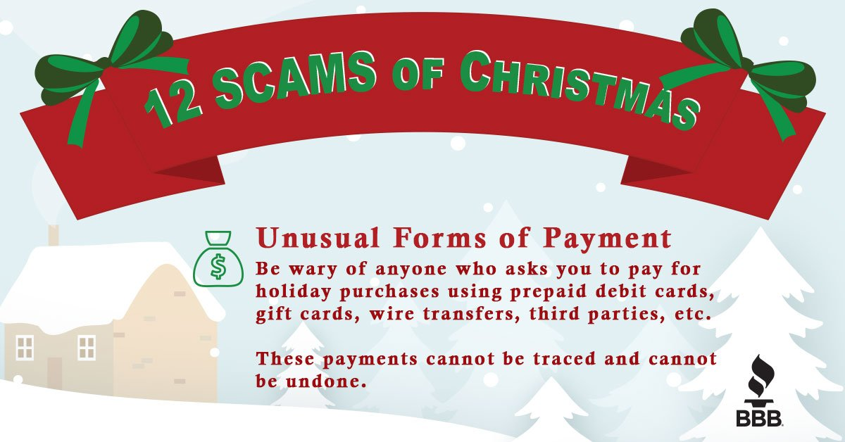 However Be Wary Of Anyone Who Asks You To Pay For Purchases Using A Prepaid Debit Card Gift Wire Transfer Or Third Party