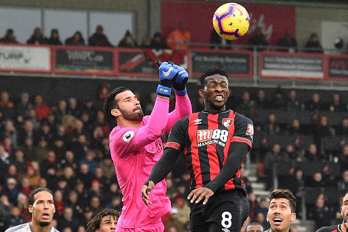 Unbeaten Alisson tops Mascherano to make Liverpool history