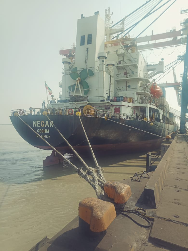 Suspicious Iranian Ship nabbed by Coast Guard off Gujarat coast