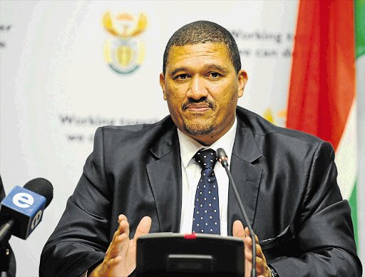 Former Western Cape ANC leader Marius Fransman to be prosecuted for alleged sexual assault Photo