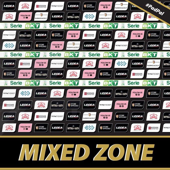 🎙Mixed Zone: Stellone e Moreo dopo Padova-Palermo #PadPal ➡️ Foto