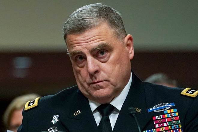 #DonaldTrump picks General Mark Milley as next top military adviser https://t.co/wHrrJLHx5m
