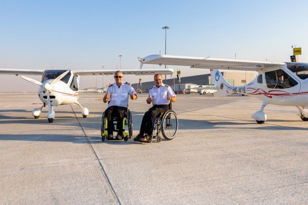 test Twitter Media - Dubai Airports, Execujet and Lions support two disabled aviators on quest to pilot around the world - Emirates24|7 - https://t.co/0ZvuCME7Ch https://t.co/JNiCDlkD1z