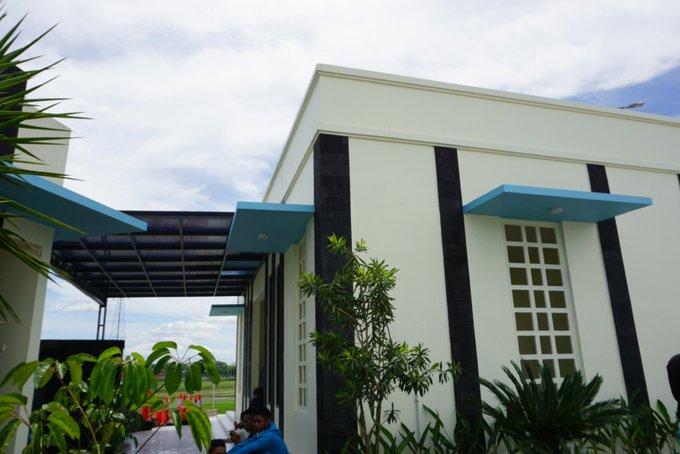 Di Rest Area 538B tol Sragen Ngawi ini, ada mushalanya .. dan bagus banget #bersamamuIndonesiamaju Photo