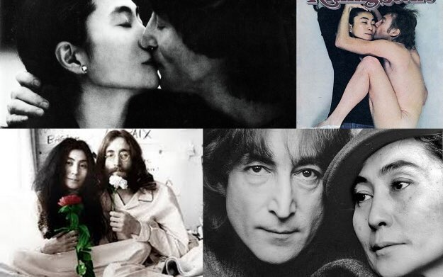 8Dec/1980: John Lennon is shot outside The Dakota in NYC. A police cruiser rushes him to Roosevelt Hospital where he's pronounced DOA at 11PM. He's 40. Yoko will scatter his ashes in Central Park. His murderer will be denied parole for the tenth time in August 2018. Fotoğraf