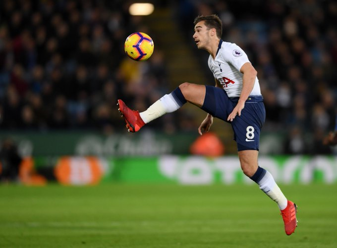 We have slowly started to gain control of the game, but we are still waiting for a proper goal-scoring chance. Keep pushing lads. 💪 #LEITOT #COYS Photo