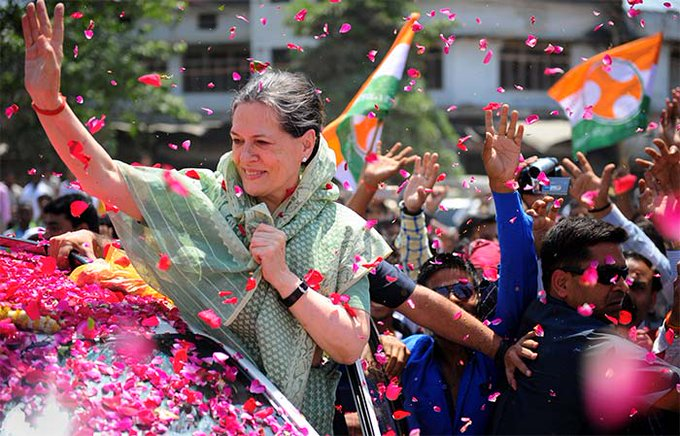 Best wishes to UPA Chairperson & Former President Of @INCIndia Gandhi ji on her birthday you are an inspiration and living legend for many .. #HappyBirthdaySoniaGandhi Photo