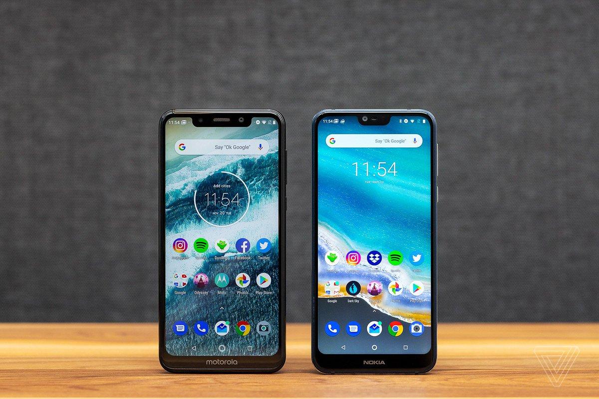 Motorola and Nokia's new phones make $350 look like $1,000
