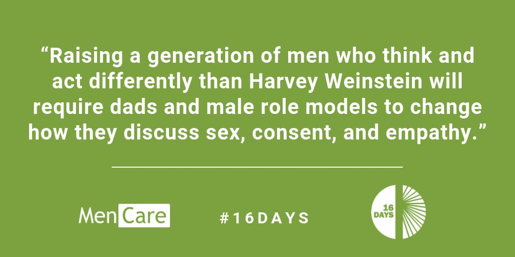 Mencare Campaign On Twitter For The 16days Of Activism Against