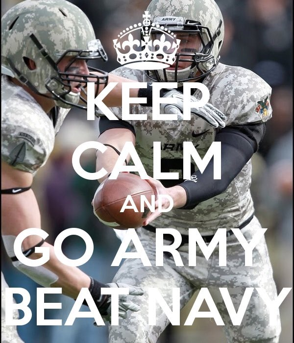 Go Army!<br>http://pic.twitter.com/t6SHIwg6p0