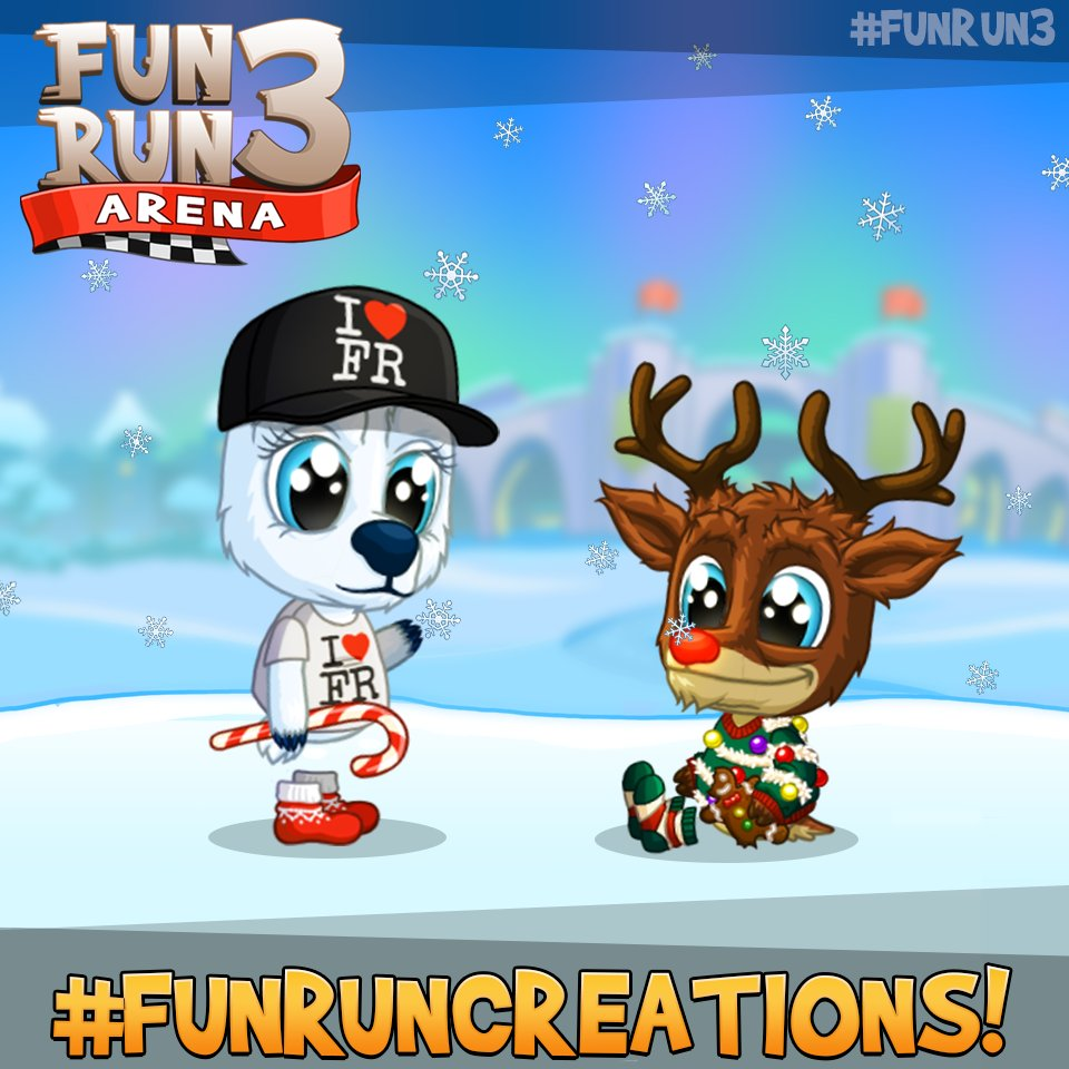 Fun Run on Twitter: