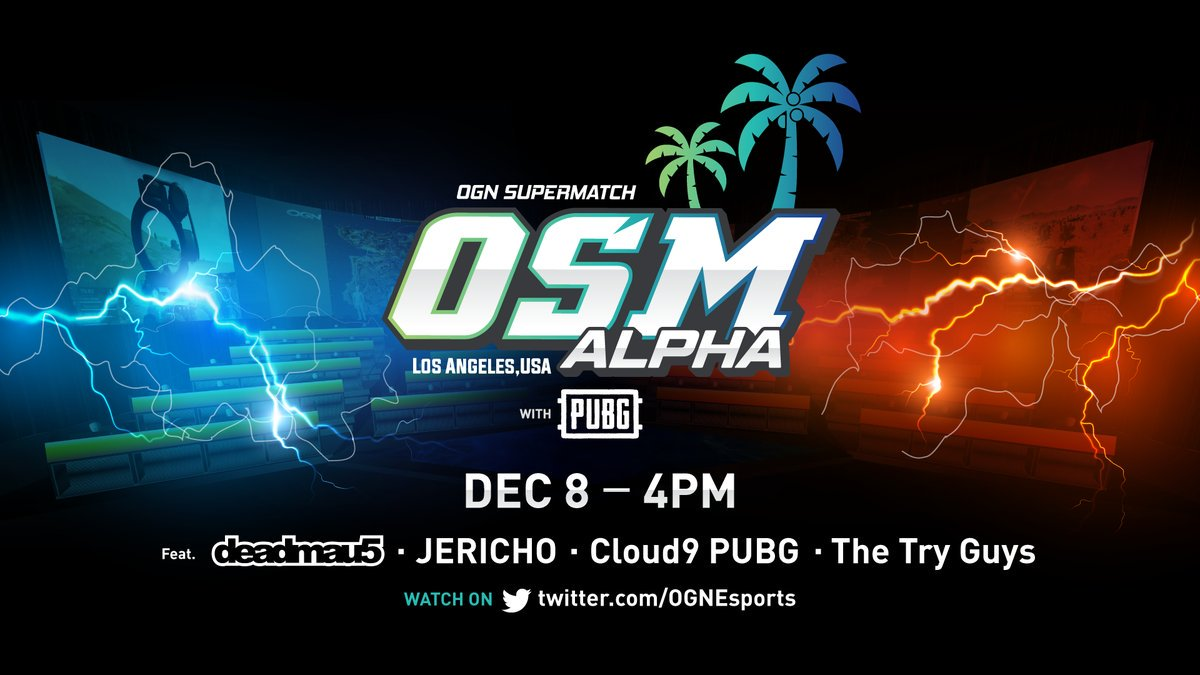 Goat Lord Deadmau5 Twitter Celana Dalam Gt Man Extra Large Size 4pm Pst Tune In On Http Twitchtv Ognesports To See Battle Pubg Once Again Winner Takes 20k A Charity Of Their Choosing Cc