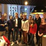 Небольшая встреча с болельщиками в Санкт-Петербурге 👋 / A little meeting with fans in St. Petersburg 👋  #SMPRacing #TeamSirotkin