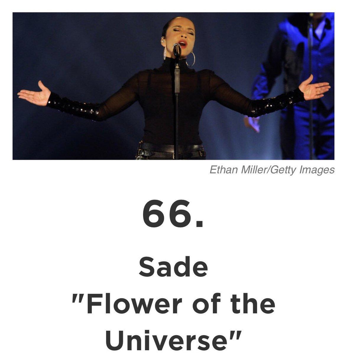 The 100 Best Songs Of 2018 #FlowerOfTheUniverse by @SadeOfficial 🌸 #WrinkleInTime npr.org/2018/12/05/671…