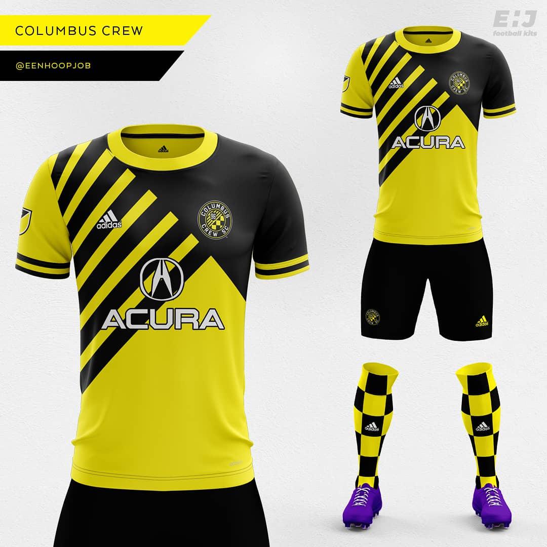 d8758e814 Job - Eenhoopjob Football Kit Designs on Twitter