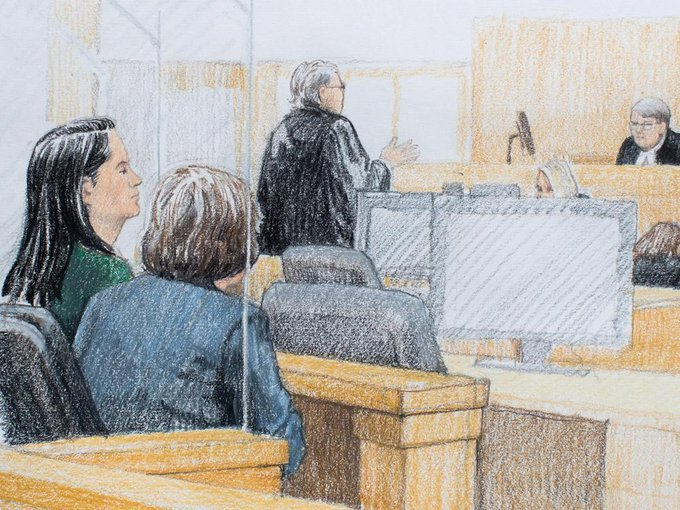 China calls on Canada to free Huawei CFO or face consequences Photo