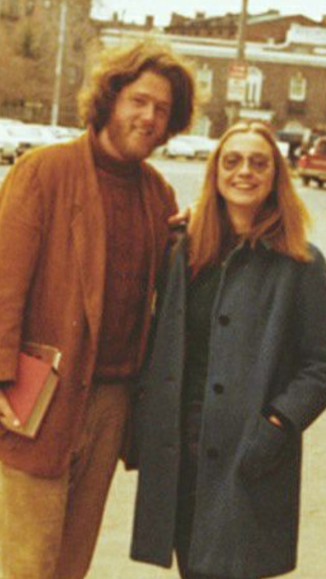 Bill and Hill #tbt 1971