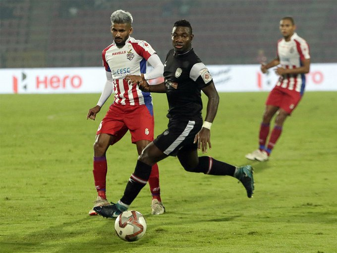 #ISL #NEUKOL @NEUtdFC, @ATKFC play out goalless draw Read: Photo