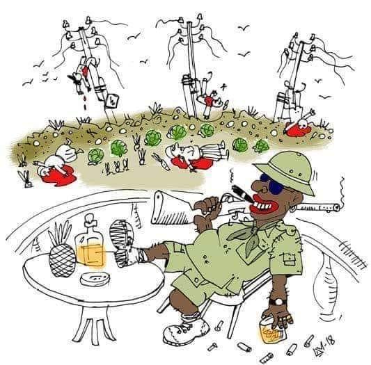 Уроженец Судана Ахмед второй год служит в 72-й ОМБ Черных запорожцев - Цензор.НЕТ 1403