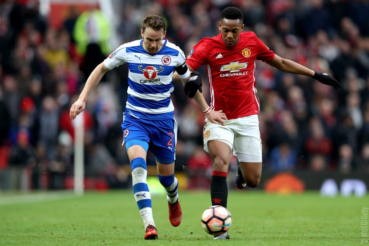@manutd's #EmiratesFACup third-round tie with Reading will be played on Saturday 5 January 2019, with kick-off at 12:30 GMT. #mufc #ManUtdLatest