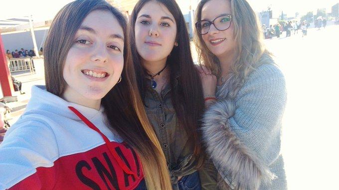 #GraciasAbraham porque gracias a ti he conocido a personas maravillosas, a las que las veo como hermanas ♥️ Foto