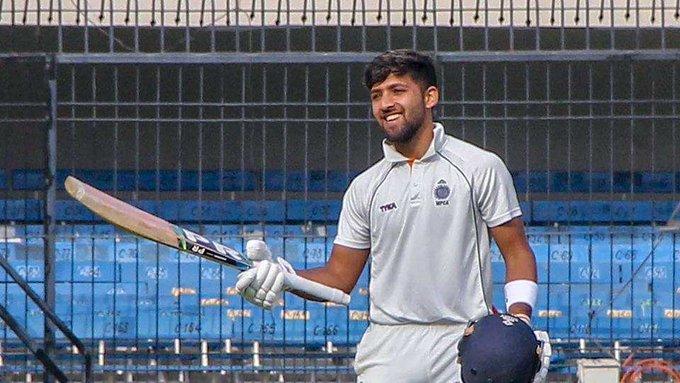 #RanjiTrophy: Ajay Rohera creates world record for highest first-class debut score Photo