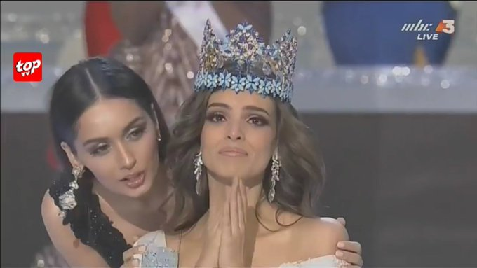🎉Congratulation to the new Miss World 2018 from Mexico, Vanessa Ponce de Leon🎉 Miss Indonesia 2018, Alya Nurshabrina, you still the best in our hearts, luv you❤❤❤😘🇮🇩 Photo