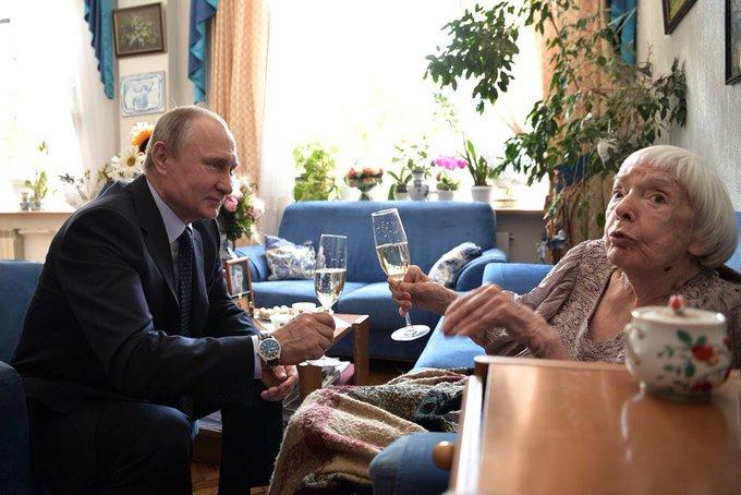 Умерла правозащитница Людмила Алексеева. Человек, который никогда не отказывался от своих принципов Фото