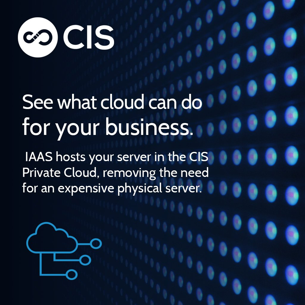 Unsure what the #cloud can do for you? #IAAS hosts your server in our Private Cloud, removing the need for physical servers and letting you scale up resources as you need them. Contact us for an infrastructure that is as cost-effective as it is innovative.