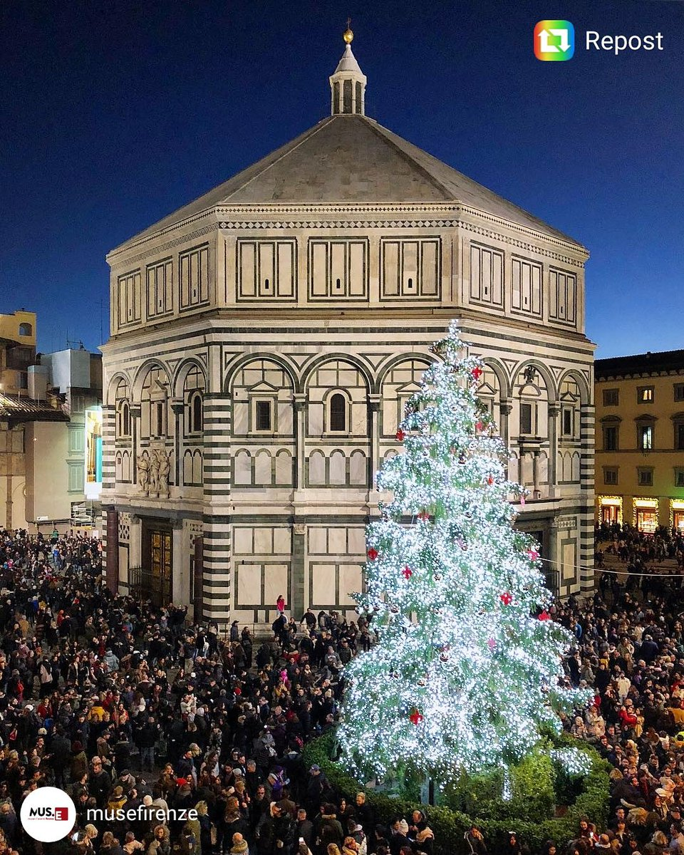 Christmas In Florence Italy.Apartments Florence On Twitter It S Officially Christmas