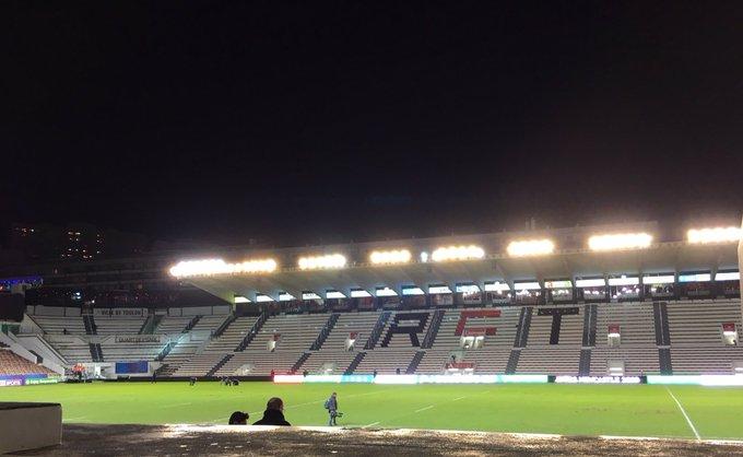 ... Quel match ! Bravo à nos Guerriers de la Rade ! 🔴⚫️👏👏 #RCTMHR #HeinekenChampionsCup Le calme après la tempête ! 😎 Photo