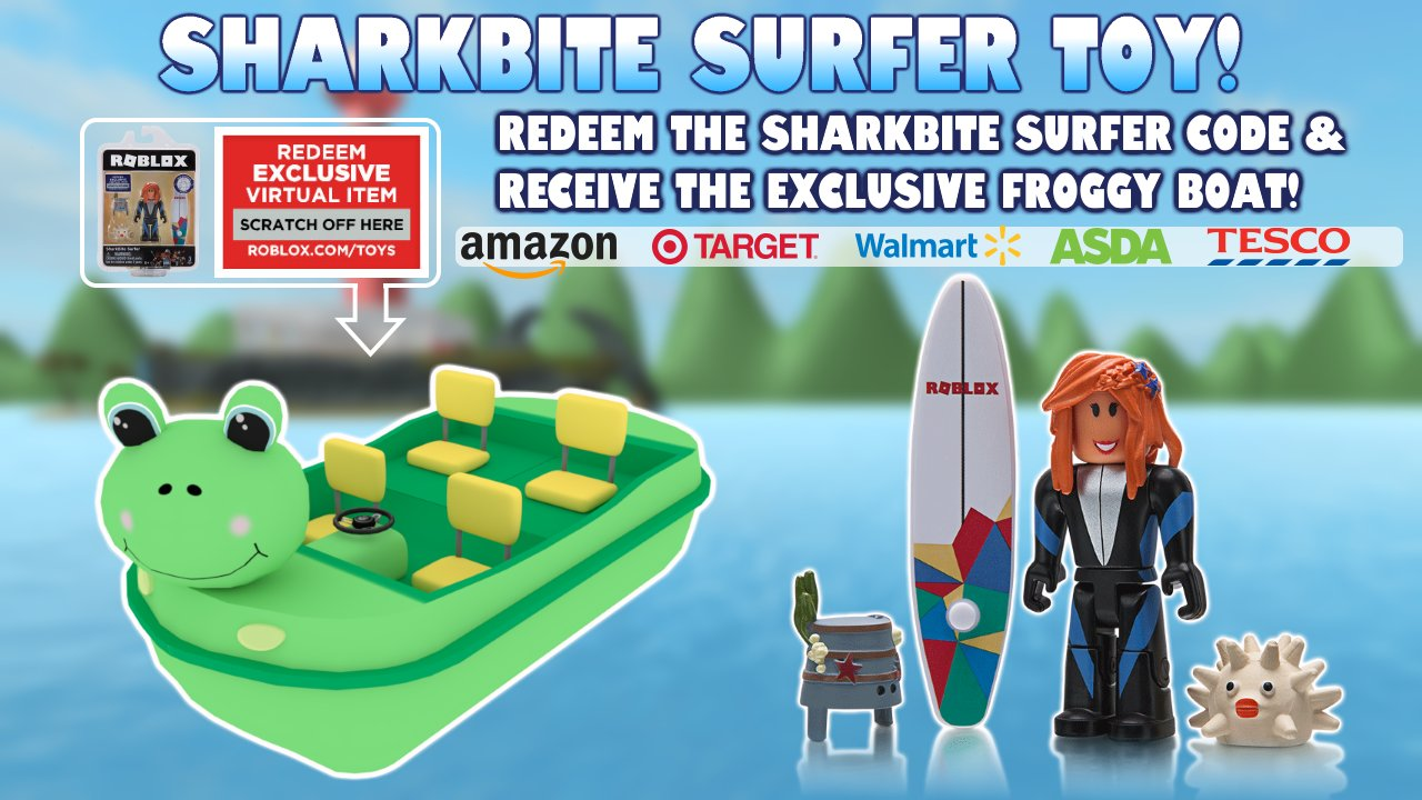 Opplo On Twitter Do You Have The New Sharkbite Roblox Toys Use