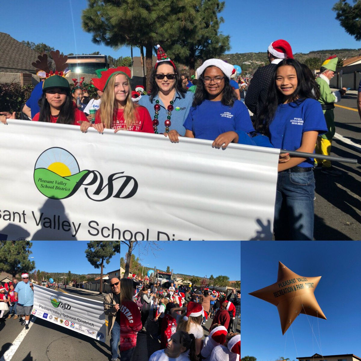 Camarillo Christmas Parade.Angelica Ramsey On Twitter Another Successful Camarillo