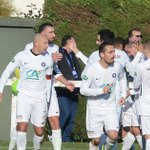 Coupe de France Twitter Photo