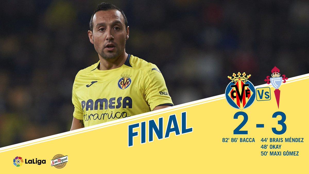 Villarreal-Celta Vigo