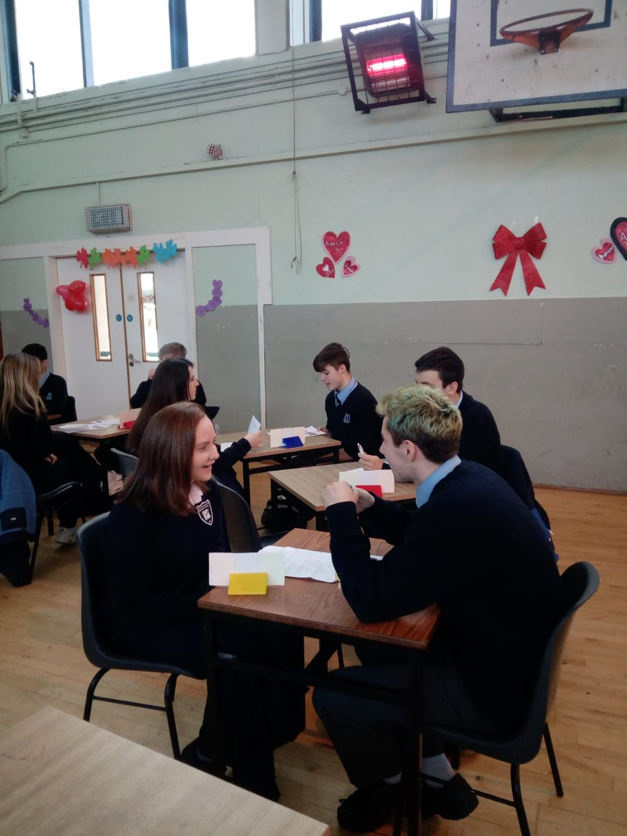 Political Speed Dating at UCC Government & Politics Society, Bantry