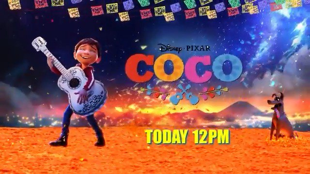 An exciting tale of a boy who wanted to make a splash in the music world, but trapped himself in the Land of the Dead. Catch the World Television Premiere of Coco, today at 12 PM on Star Gold. #CocoOnStarGold